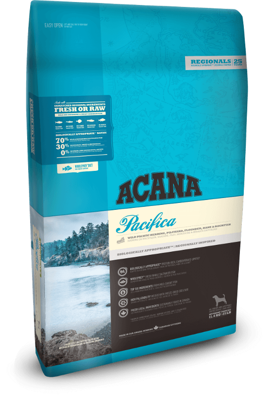 Acana Pacifica Dog | 340gm - Click to enlarge picture.