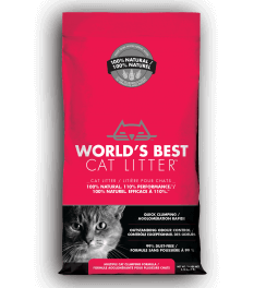 World's Best Cat Litter - Multi Cat Formula | 3.18kg