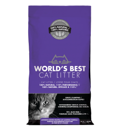 World's Best Cat Litter - Scented Multi Cat Formula | 12.70kg