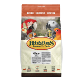 InTune Natural - Macaw Pellets | 56gm