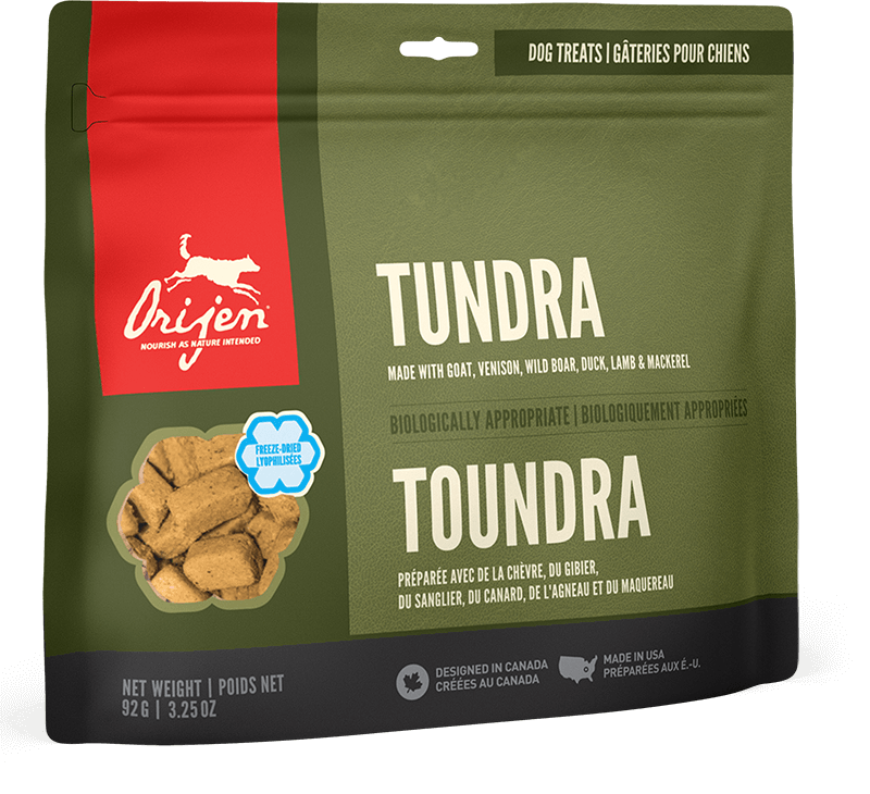 Orijen Dog Treats - Tundra | 42.5gm - Click to enlarge picture.