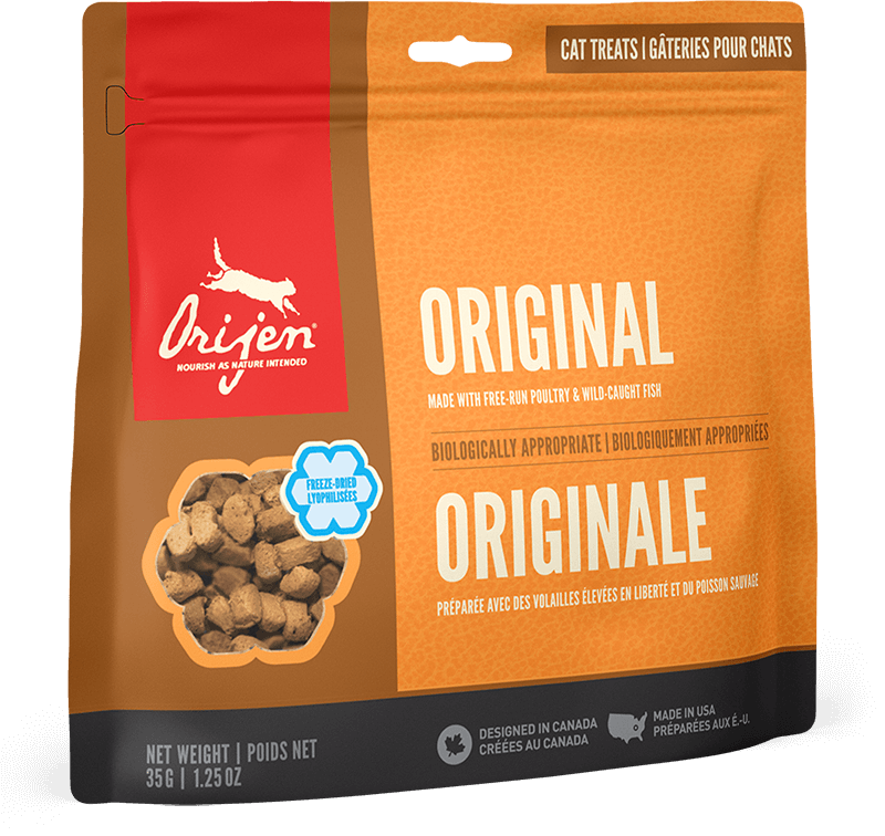 Orijen Cat Treats - Original | 35gm - Click to enlarge picture.