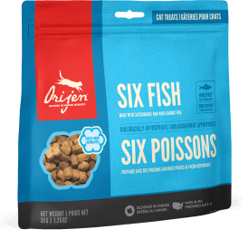 Orijen Cat Treats - Six Fish | 35gm