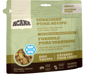 Acana Dog Treats - Yorkshire Pork | 92gm