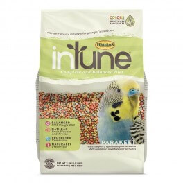 InTune Natural - Parakeet Pellets | 908gm