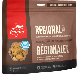 Orijen Dog Treats - Regional Red | 42.5gm