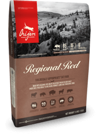 Orijen Regional Red Cat | 340gm