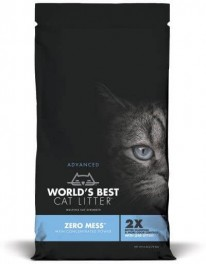 World's Best Cat Litter - Zero Mess | 5.4kg