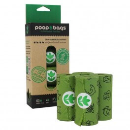 The Original Poop Bags - Compostable Rolls 15x4