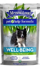 Pet Kelp DOG - Well Being Formula - Organic | 227gm
