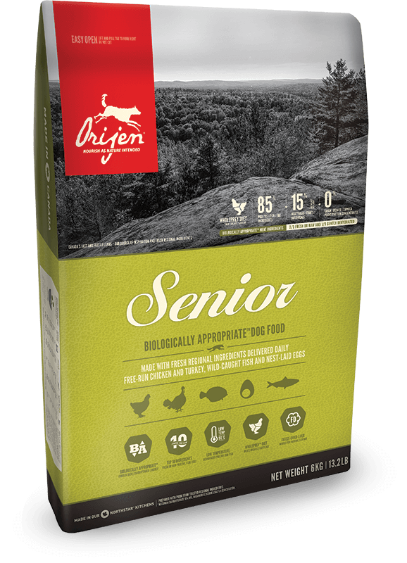 Orijen Senior | 340gm - Click to enlarge picture.